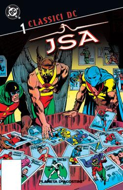 Classici DC - JSA n. 1