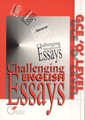 O-Level English Essays?