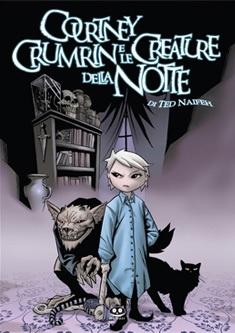More about Courtney Crumrin e le creature della notte