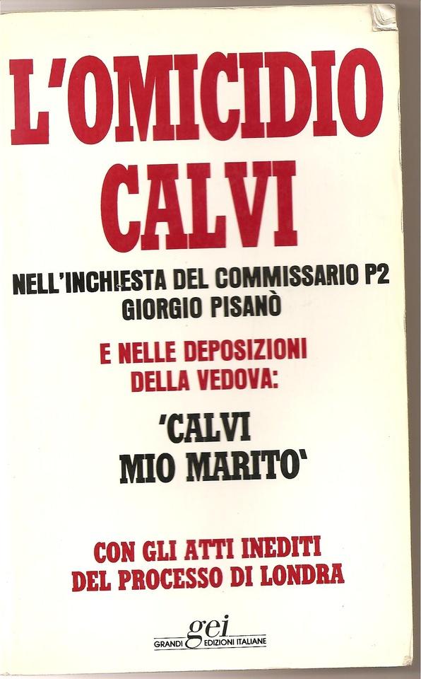 Image of L'omicidio Calvi