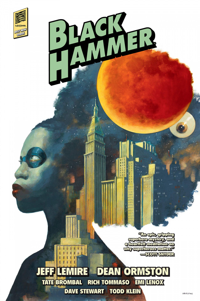 The World of Black Hammer, Vol. 2