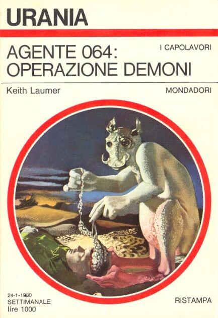 Image of Agente 064: operazione demoni