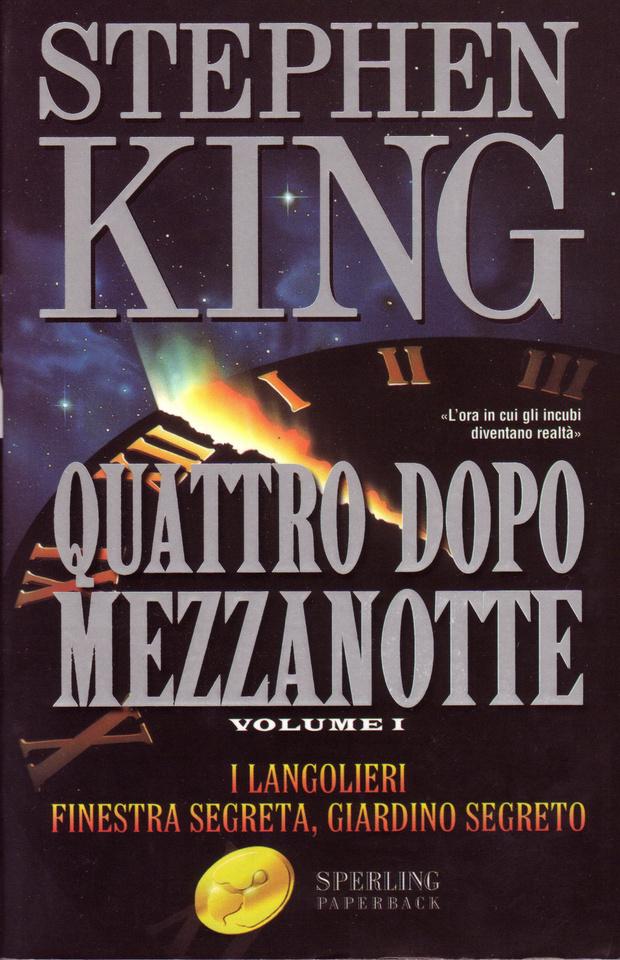 Quattro dopo mezzanotte volume 1 stephen king 83 recensioni su anobii - Il giardino segreto streaming ...