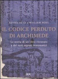 Image of Il codice perduto di Archimede