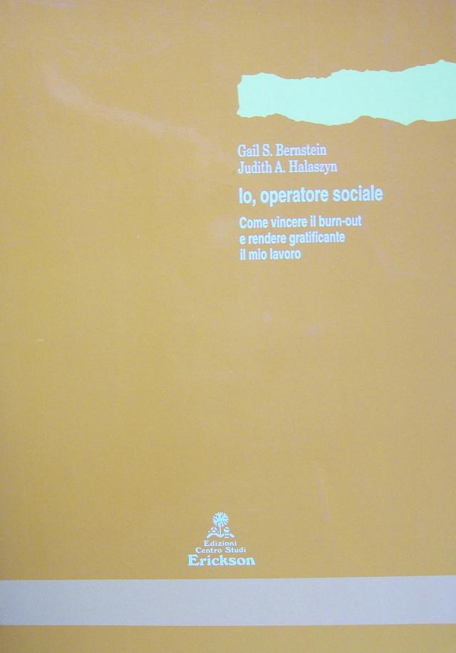 Image of Io, operatore sociale