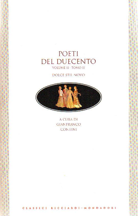 Image of Poeti del Duecento