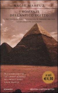 I Romanzi dell'Antico Egitto, di Nagib Mahfuz