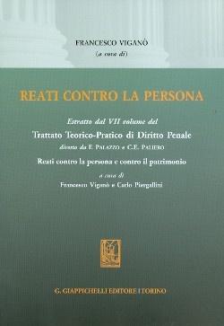 Image of Reati contro la persona