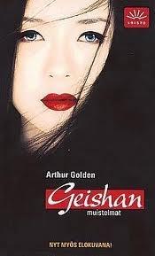 Geishan muistelmat