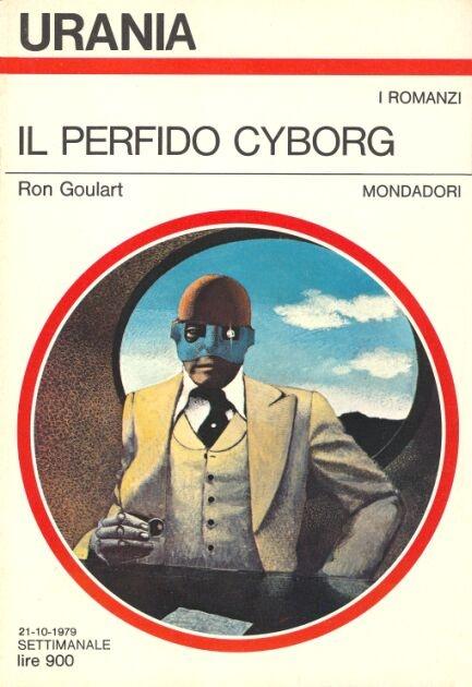 Image of Il perfido cyborg