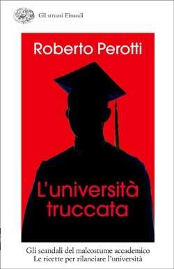 Immagine di L'Università truccata