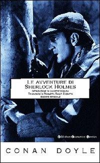 Image of Le avventure di Sherlock Holmes