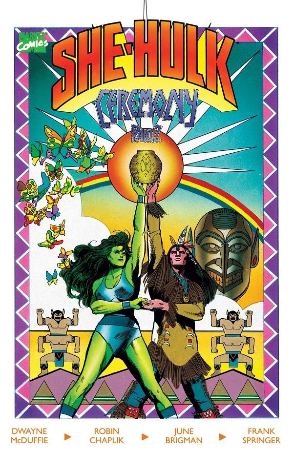 She-Hulk: Ceremony Part 2