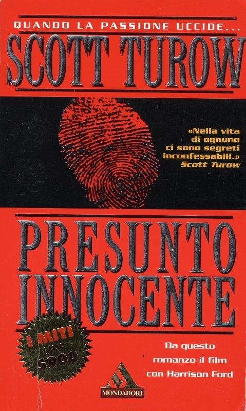 More about Presunto innocente