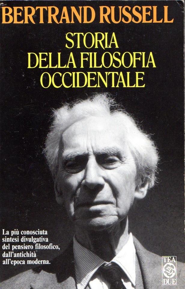 Image of Storia della filosofia occidentale