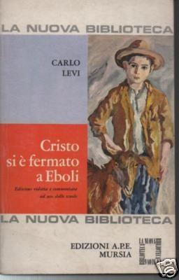 Image of Cristo si è fermato a Eboli