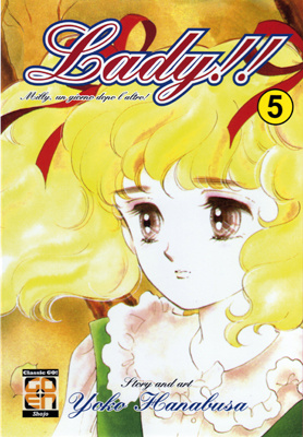 Image of Lady!! vol. 5