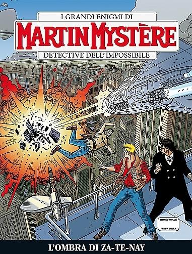 Martin Mystère n. 335