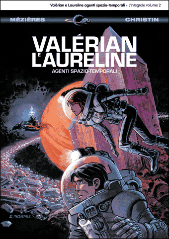 More about Valérian e Laureline agenti spazio-temporali vol. 2