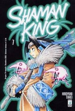 Image of Shaman King vol. 7