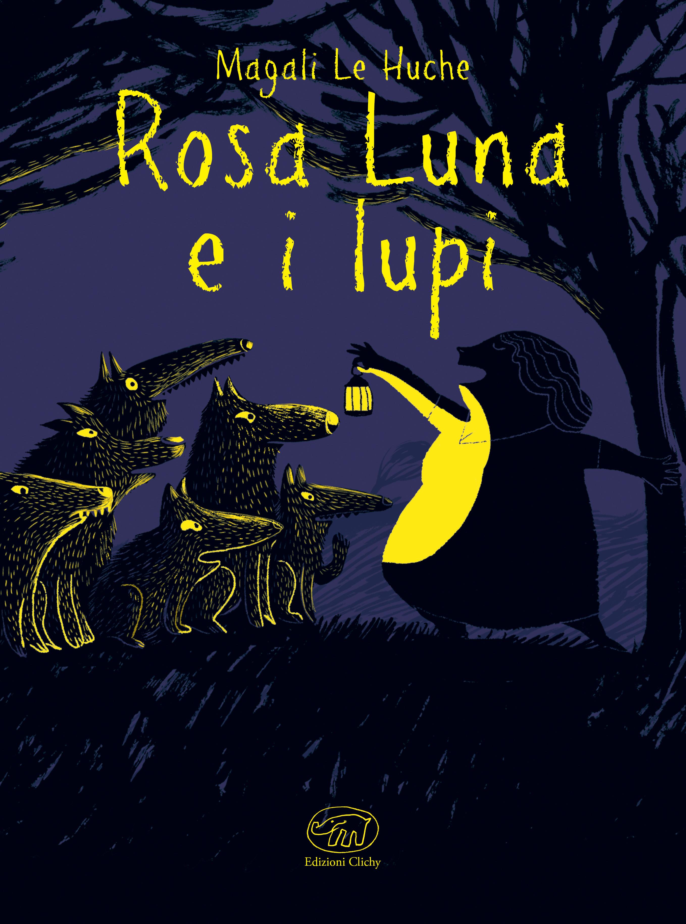 Più riguardo a Rosa Luna e i lupi