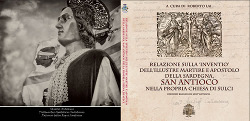 Image of Relazione sulla 'inventio' dell'illustre martire e apostolo della Sardegna, San Antioco nella propria chiesa di Sulci