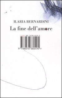 Image of La fine dell'amore