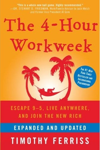 更多有關 The 4-Hour Workweek 的事情