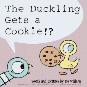 More about Duckling Gets a Cookie!?