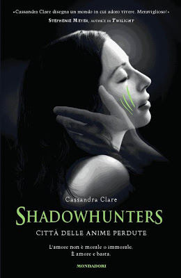 More about Shadowhunters !! ANTEPRIMA !!
