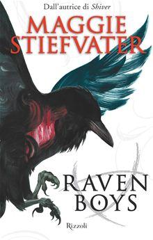 Più riguardo a Raven Boys