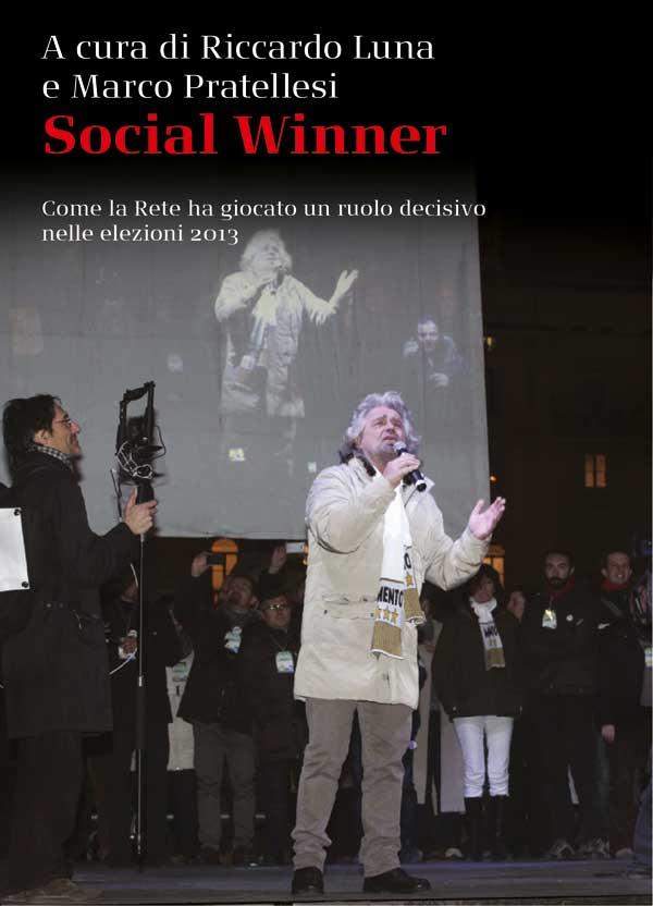 Copertina di Social winner