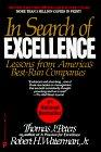 More about In Search of Excellence