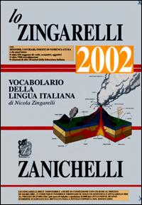 Image of Zingarelli - Vocabolario Della Lingua Italiana