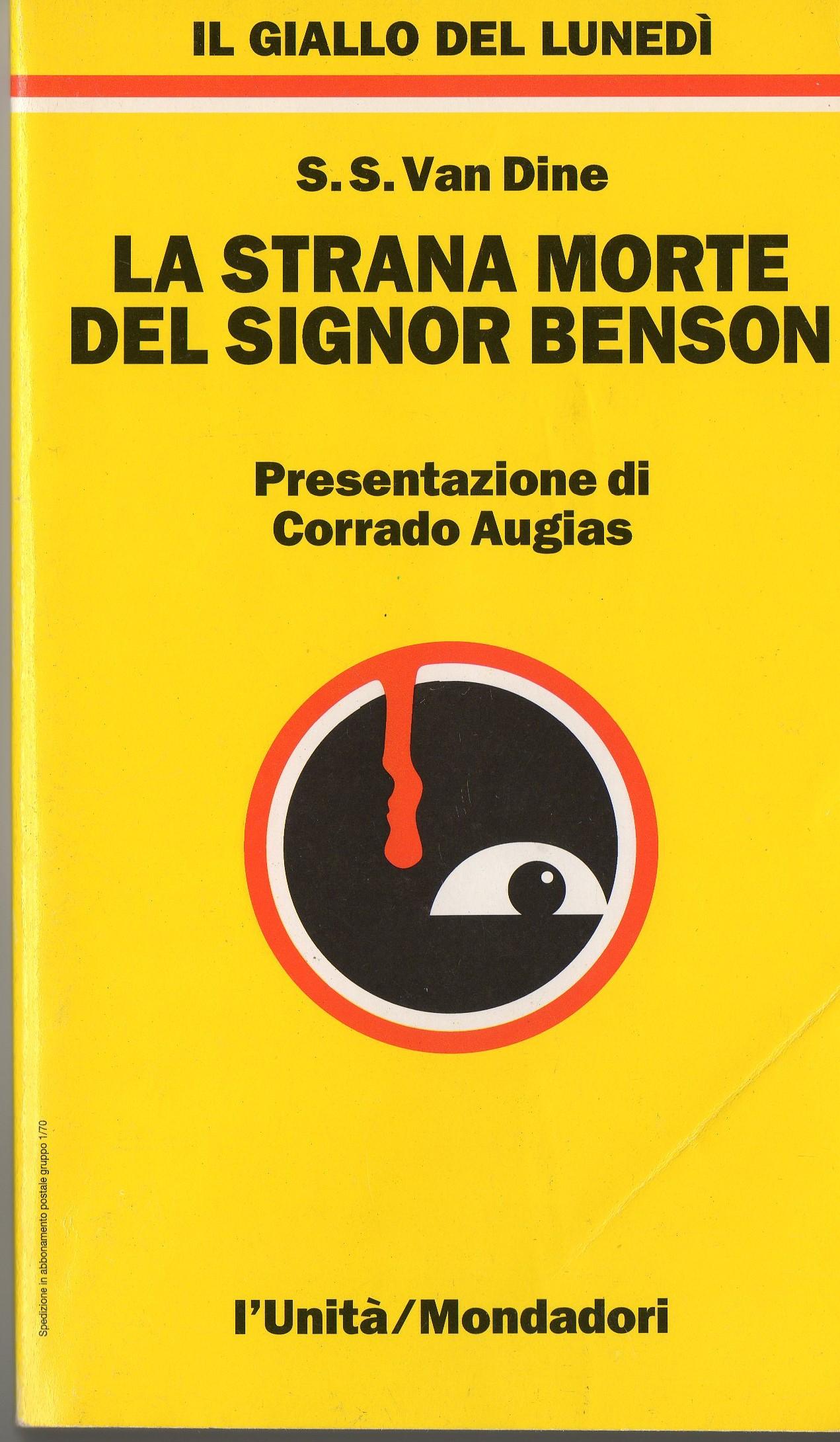 More about La strana morte del signor Benson