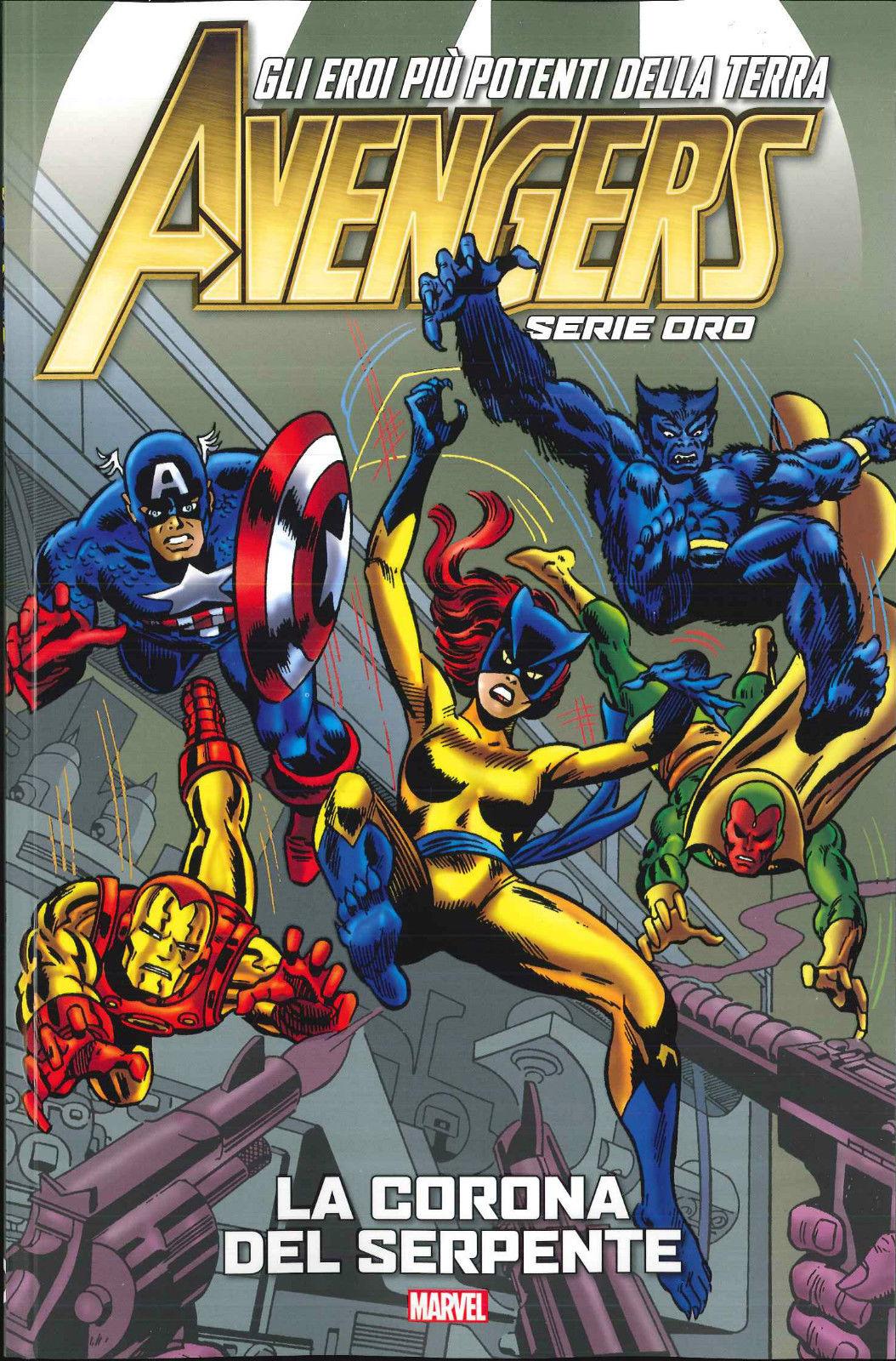 Più riguardo a Avengers - Serie Oro vol. 9