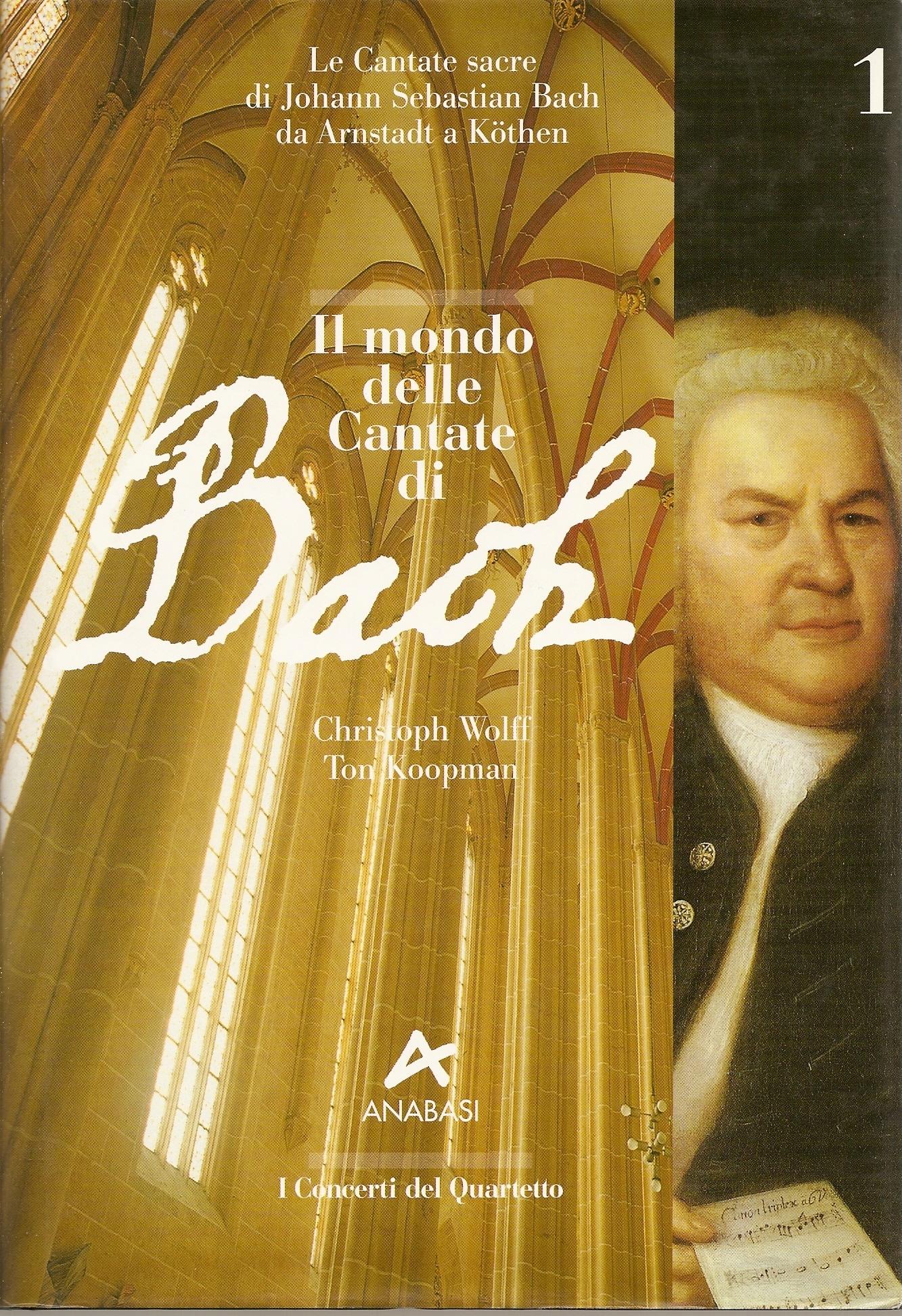 Image of Il mondo delle cantate di Bach