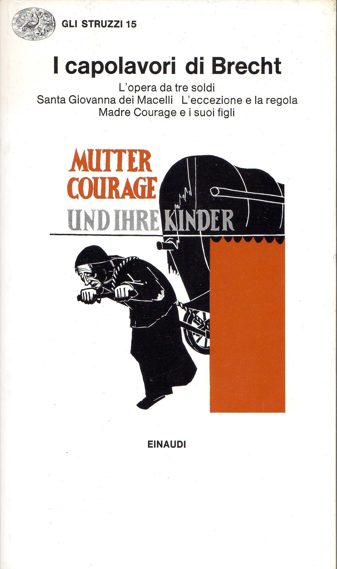 Image of I capolavori di Brecht - Vol. I