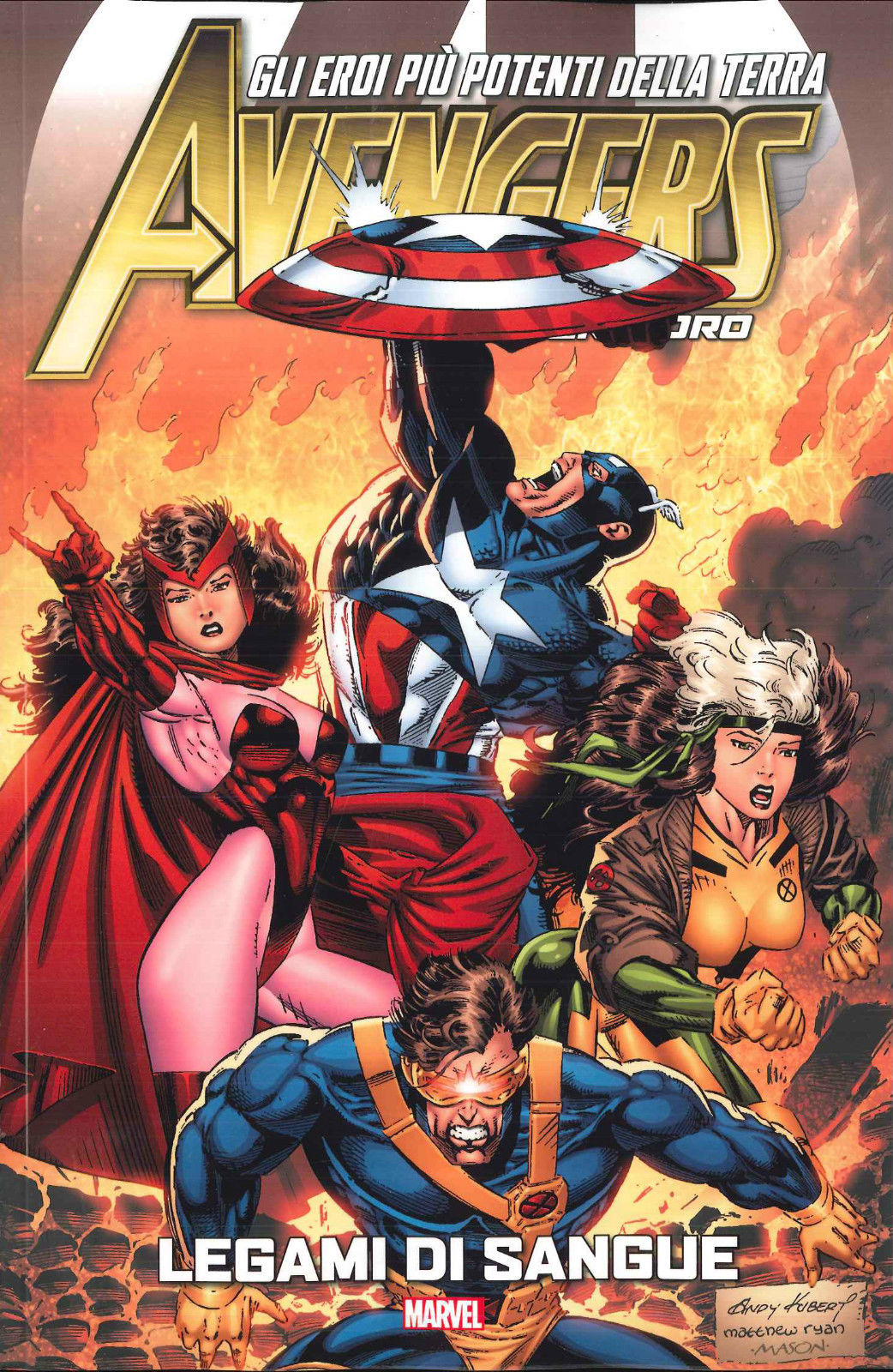 Più riguardo a Avengers - Serie Oro vol. 11