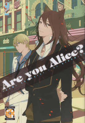 Image of Are You Alice? vol. 2