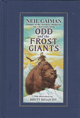More about Odd and the Frost Giants