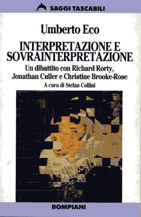 Image of Interpretazione e sovrainterpretazione