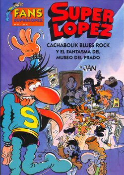 Image of SuperLópez Nº11