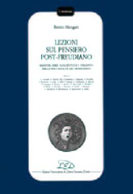 Image of Lezioni sul pensiero post-freudiano