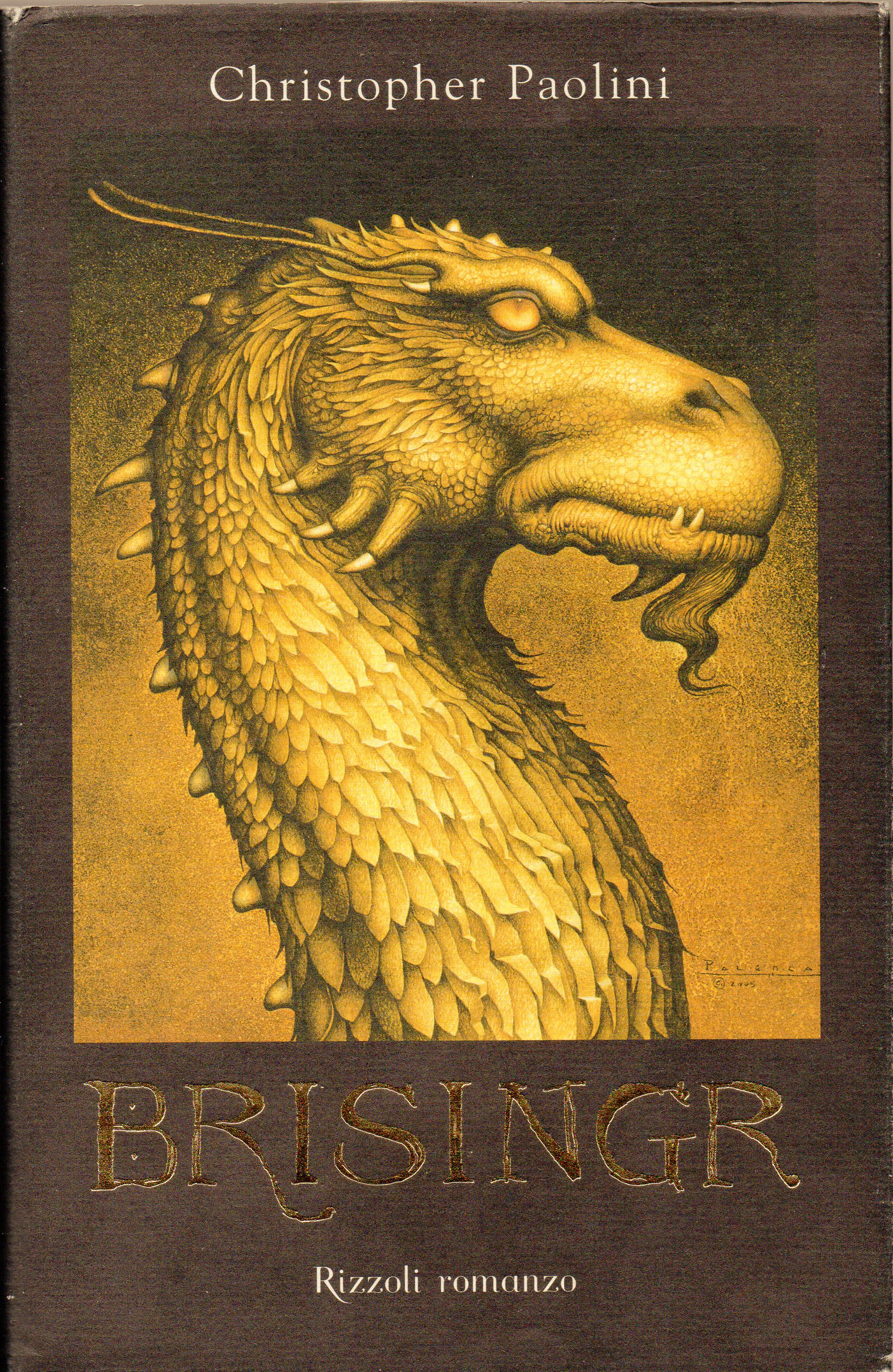 More about Brisingr