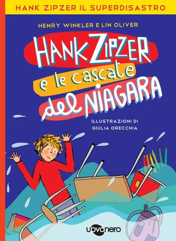 Più riguardo a Hank Zipzer e le cascate del Niagara