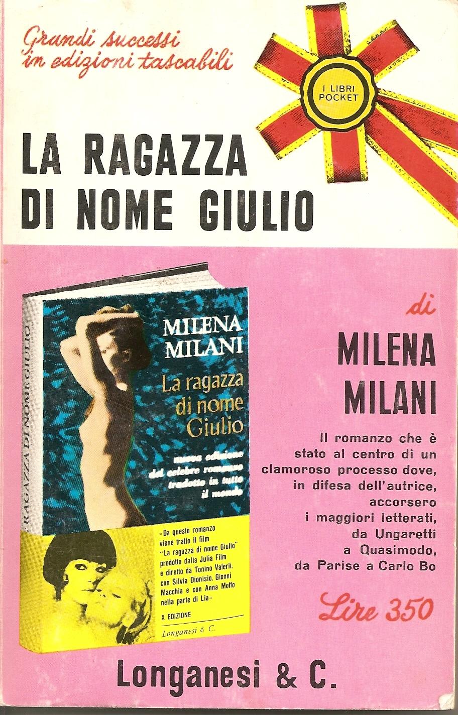 More about La ragazza di nome Giulio