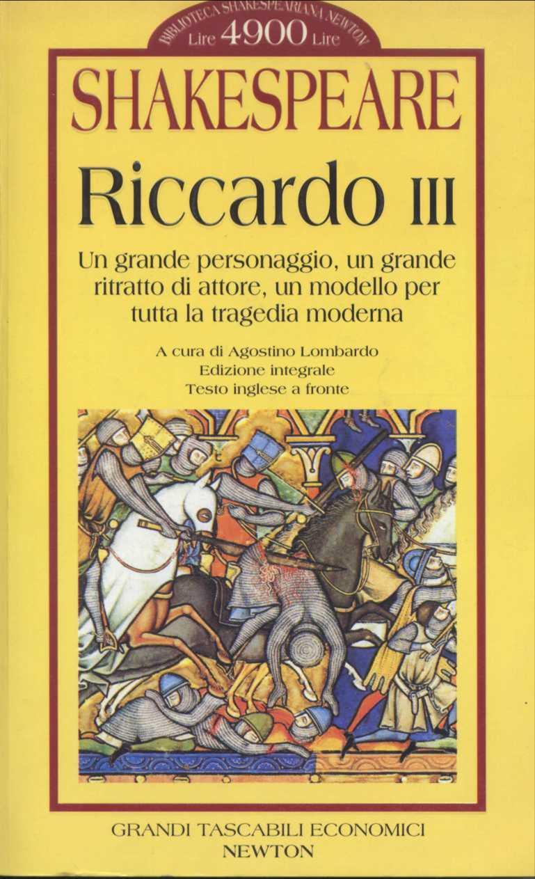 More about Riccardo III