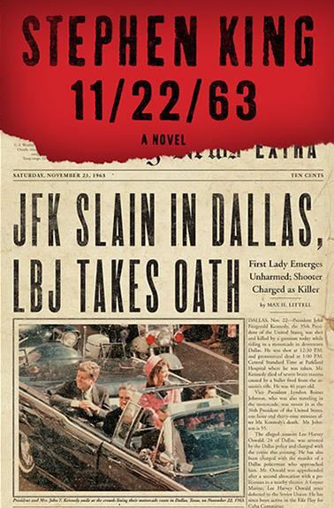 More about 11/22/63