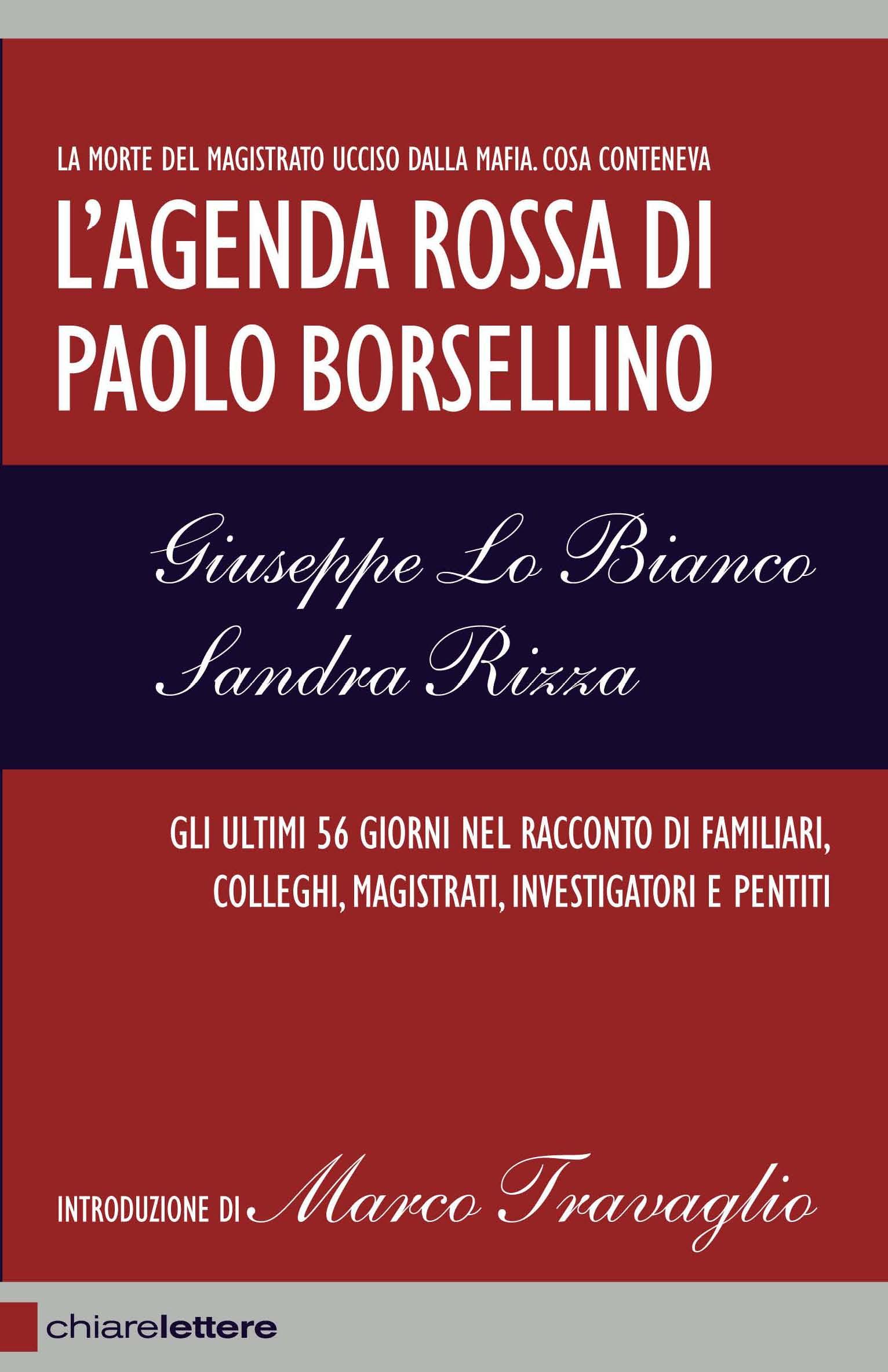 More about L'agenda rossa di Paolo Borsellino